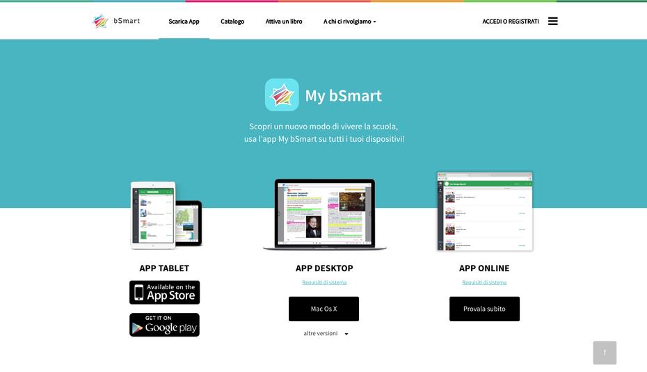 Scarica App bSmart.it