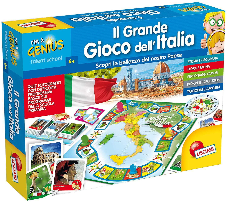 Il Grande Gioco Dell'Italia