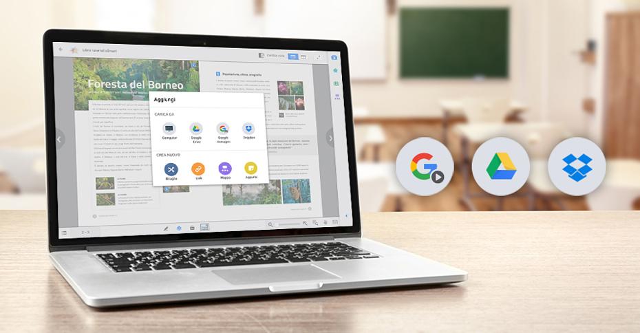Google Drive Dropbox Google Immagini su bSmart