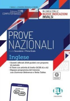 Test invalsi inglese secondaria di primo grado - Libri Natale 2019