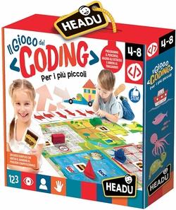 Il gioco del coding - Giochi Natale 2019