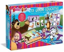 Masha e Orso 15 Giochi Educativi - Giochi Natale 2019