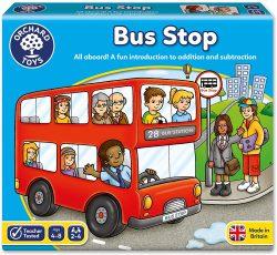 Bus Stop - gioco educativo in lingua inglese - Giochi Natale 2019