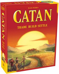 Catan (in inglese) - Giochi Natale 2019