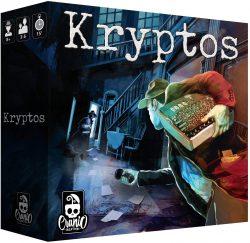 Kryptos, gioco di logica - Giochi Natale 2019