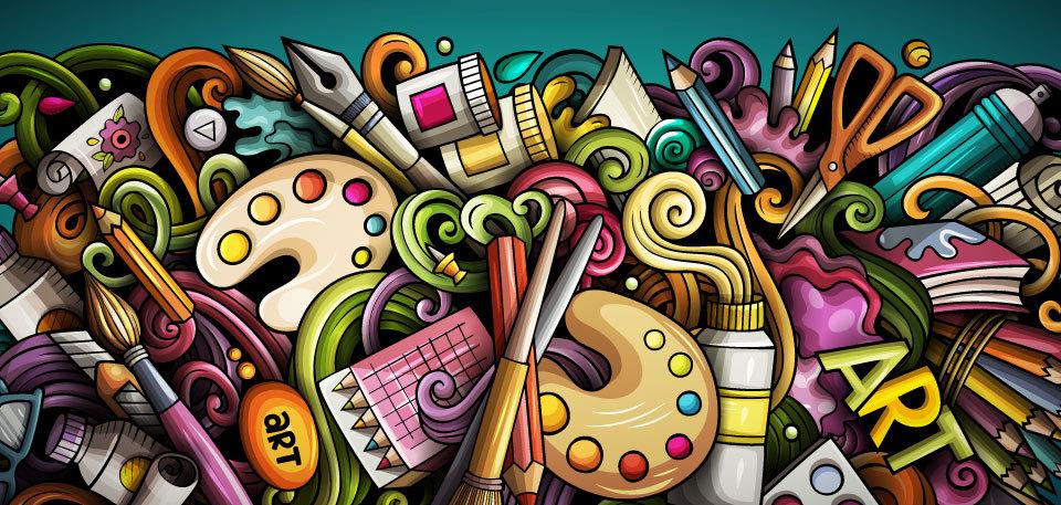Selezione di contenuti interessanti dedicati all'arte