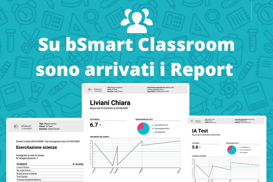 Report bSmart Classroom